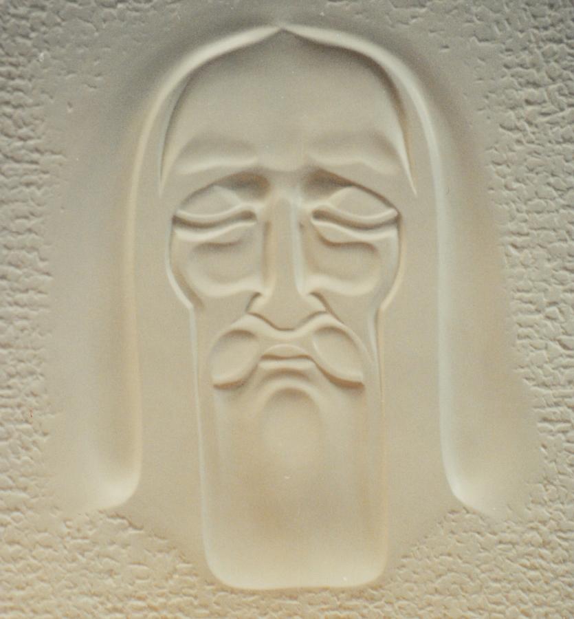 Orazio Bobbi - la Sacra Sindone - cm 50 x 40