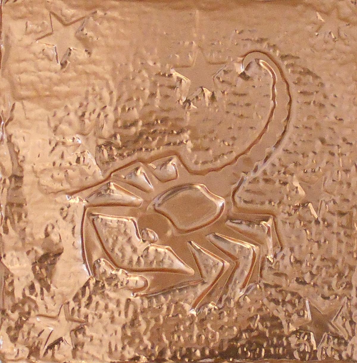 Orazio Bobbi - lo Scorpione